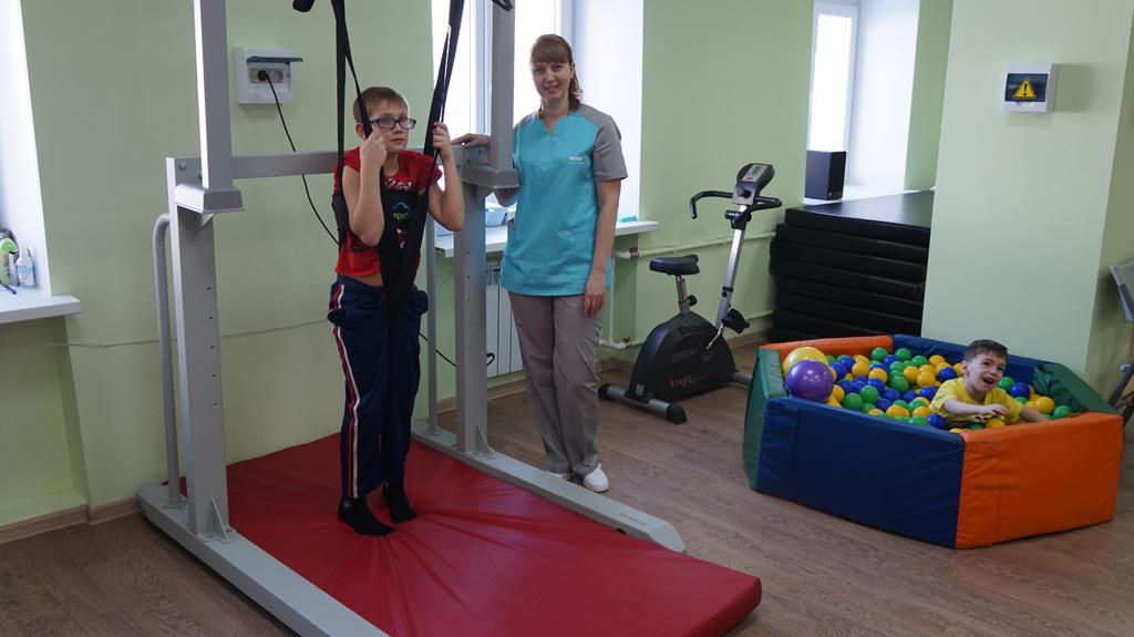 Комплексная программа реабилитации больных с соматическими заболеваниями.
